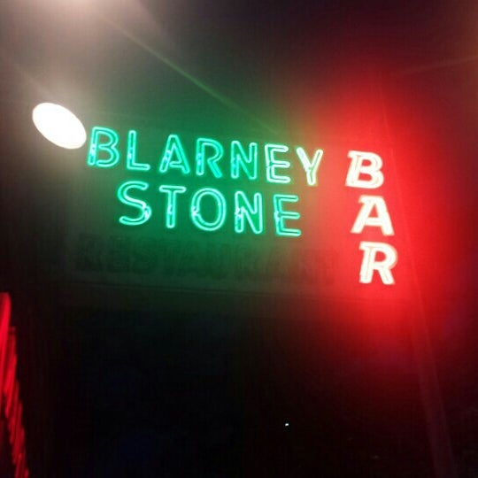 Photo taken at Blarney Stone by Michael Walsh A. on 6/8/2015