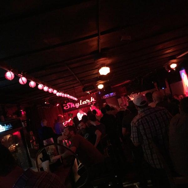 Photo taken at Skylark Lounge by Chris W. on 4/12/2015