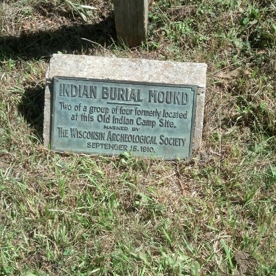 Photos at Indian Burial Mound - Historic Site