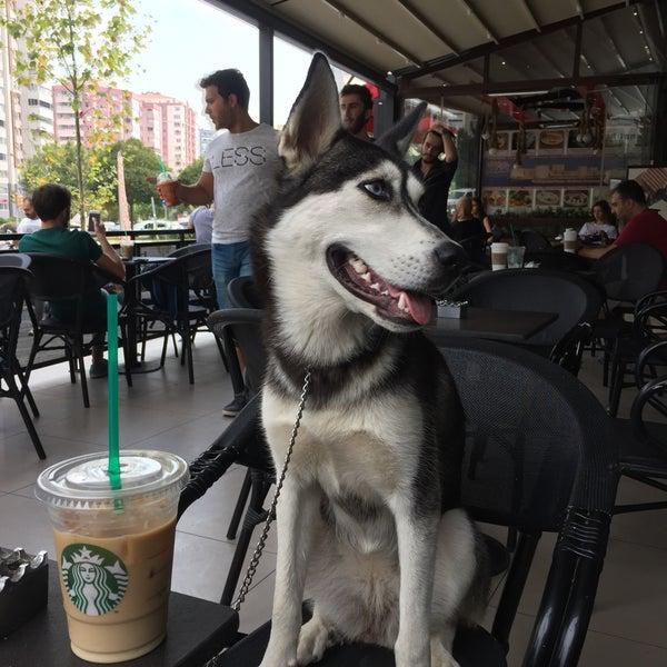 Снимок сделан в Starbucks пользователем Furkan C. 9/5/2018