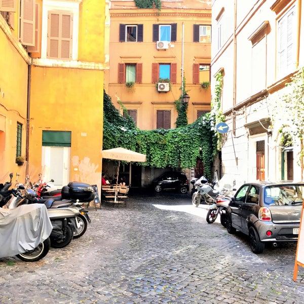 Best Romantic Restaurants In Rome Italy: Italian Restaurant In Rome