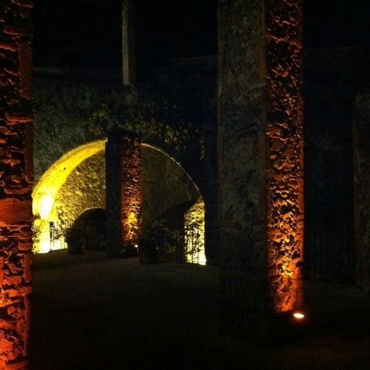 Photo taken at Hotel & SPA Hacienda de Cortés by crakup 0. on 11/8/2012