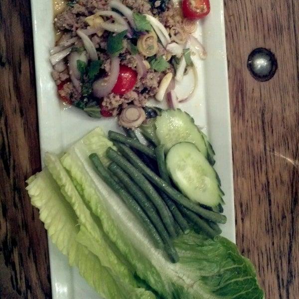 Foto tomada en Pure Thai Cookhouse por duane a. el 2/28/2013