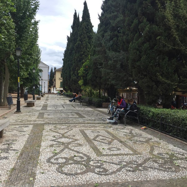 Photo taken at Realejo (Barrio del) by Xiskya V. on 5/6/2016