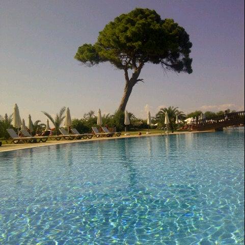 10/26/2012 tarihinde Gozde G.ziyaretçi tarafından Rixos Premium Belek'de çekilen fotoğraf