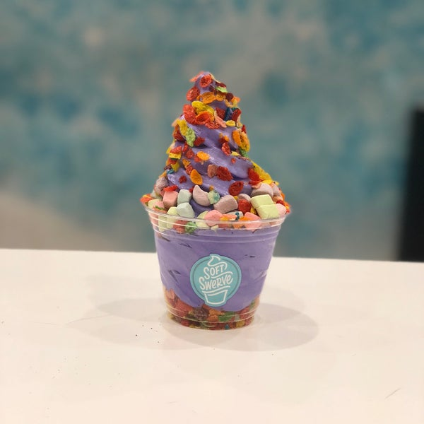 Photo taken at Soft Swerve Ice Cream by alexander s. on 12/11/2017