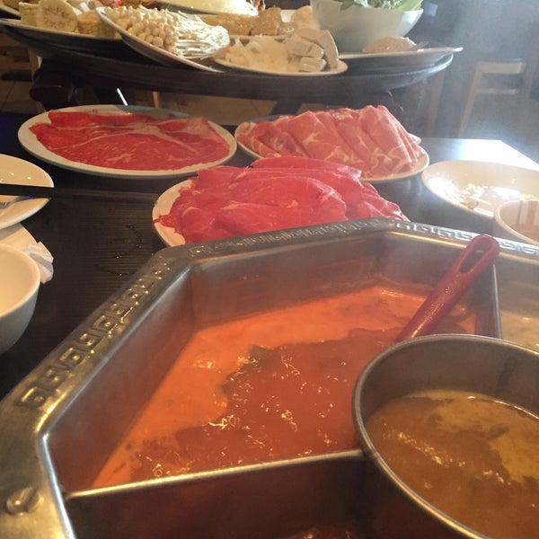 Hotpot buffet asian restaurant for Asian cuisine buffet