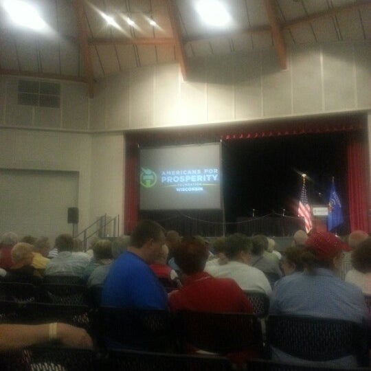Photo taken at Waukesha County Expo Center by Marcia C. on 5/30/2013