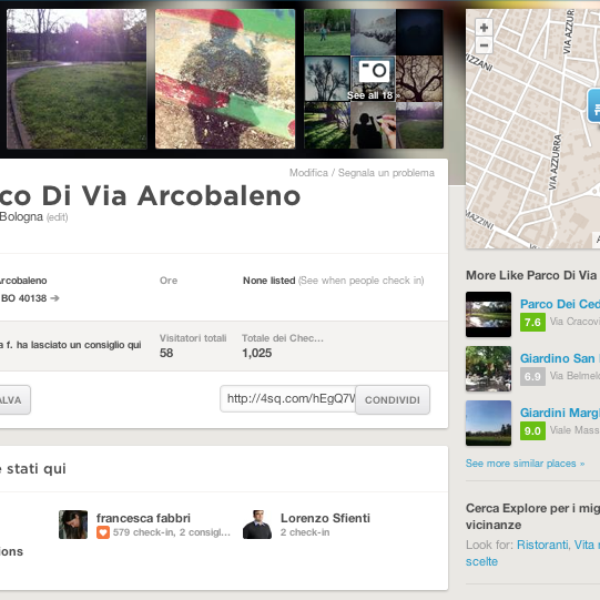 Foto scattata a Osservatorio Foursquare Italia HQ da Osservatorio 4sq Italia il 5/31/2013