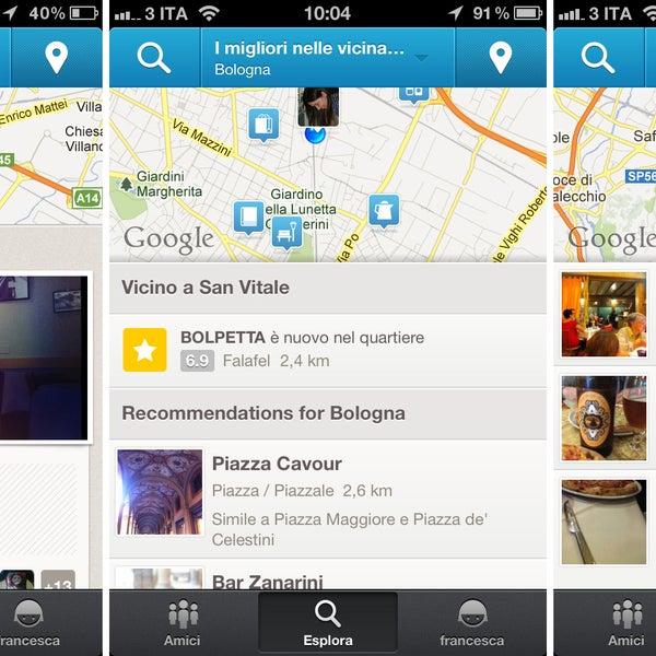 Foto scattata a Osservatorio Foursquare Italia HQ da Osservatorio 4sq Italia il 3/1/2013