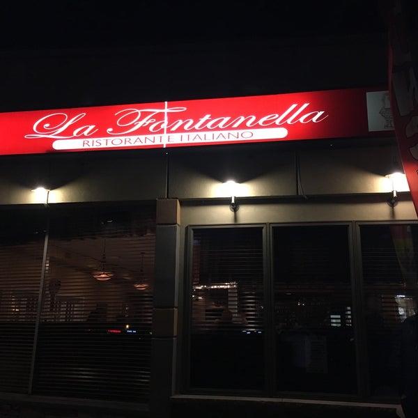La Fontanella Restaurant Tappan New York