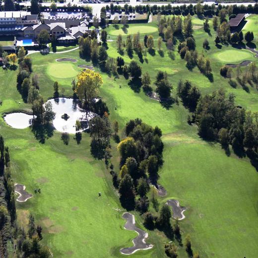 Foto scattata a Golf Club Cavaglià da Golf Club Cavaglià il 11/29/2013