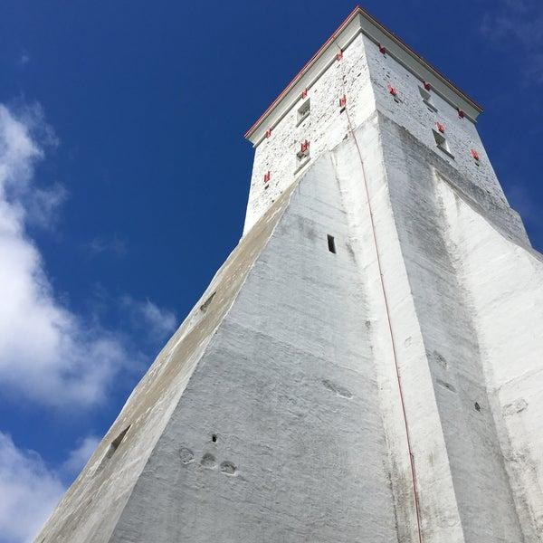 Photo taken at Kõpu tuletorn    Kõpu Lighthouse by Rams on 6/20/2017