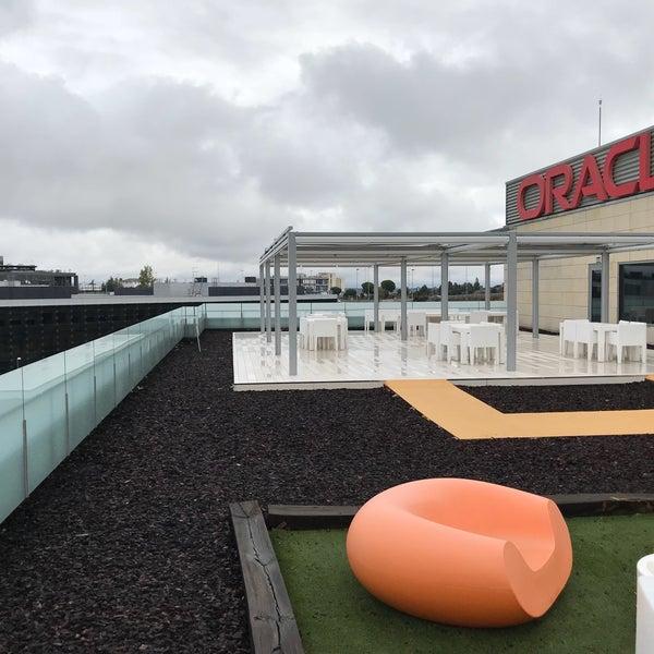 Photo taken at Oracle by Wojciech Jerzy W. on 10/18/2017
