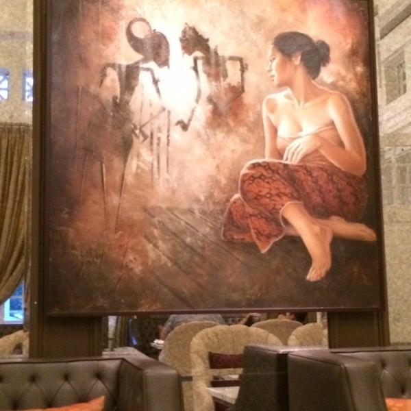 Photo taken at Menteng Hermitage Hotel by Imelda L. on 6/28/2014