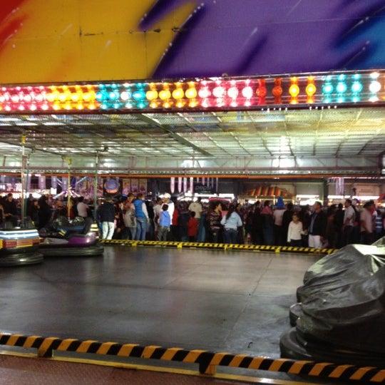 Foto tomada en Fiestas de Octubre por David A. el 11/4/2012