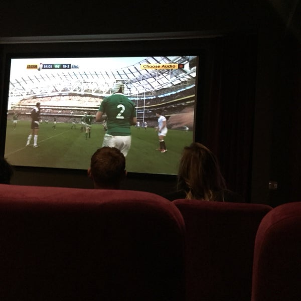Wonderfully cozy downstairs where its made up with a maze of nooks and crannies, many with fireplaces. Upstairs has a CINEMA!! Where we watched some six nations rugby!!