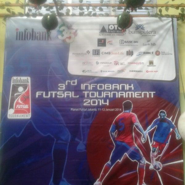 Foto tomada en Planet Futsal por anton s. el 1/11/2014