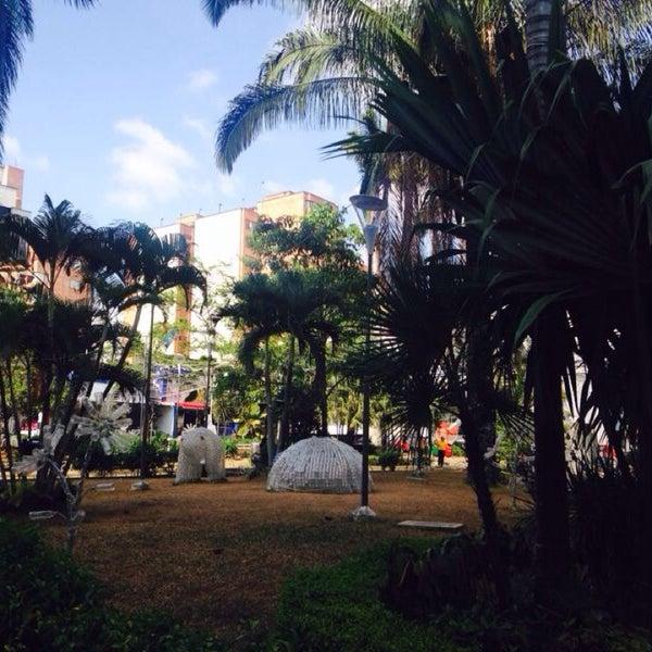 Photo taken at Parque Las Palmas by Diana L. on 12/31/2013