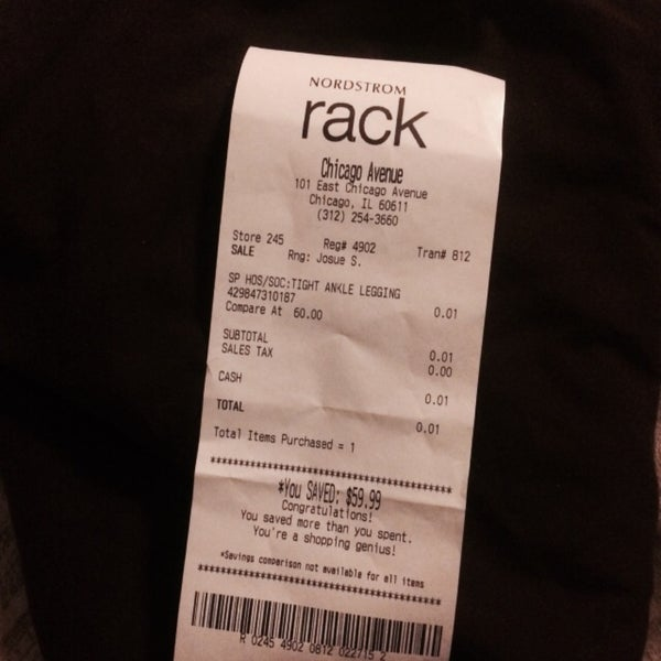Photo taken at Nordstrom Rack by carol g. on 2/28/2015