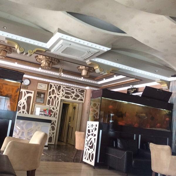 4/12/2018에 TC Yıldırım님이 Ünlüselek Hotel에서 찍은 사진