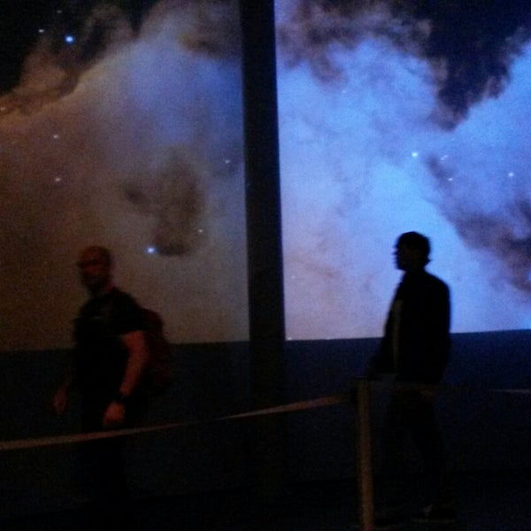 Photo taken at Morrison Planetarium by Pablo Ariel D. on 11/11/2014