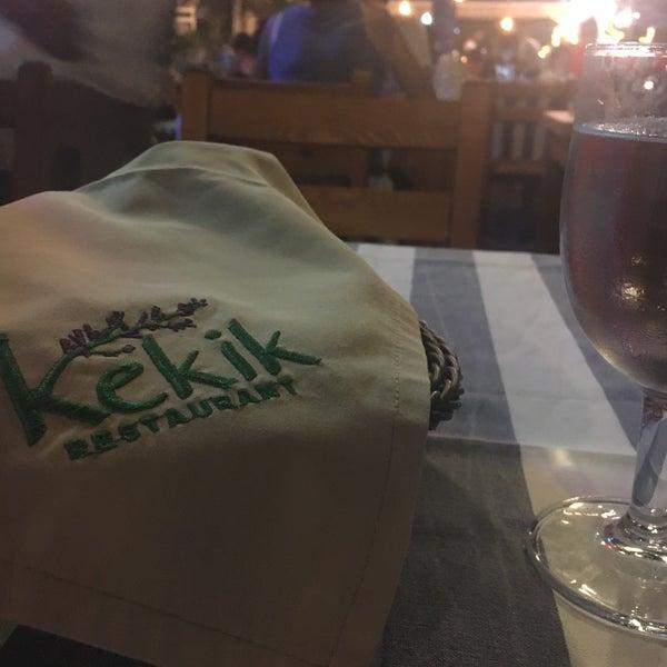 8/17/2017 tarihinde Münevver i.ziyaretçi tarafından Kekik Restaurant'de çekilen fotoğraf