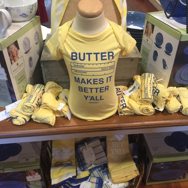 Photo taken at The Paula Deen Store by Richard T. on 11/18/2016