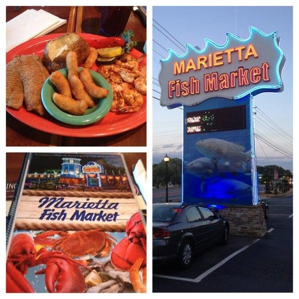 Take folks here for Boston fish market chicago