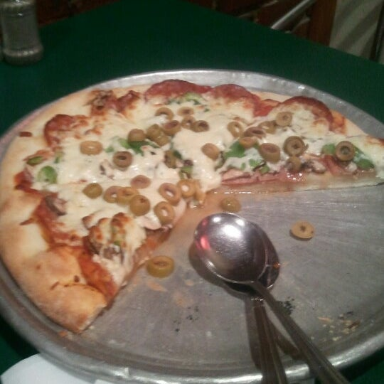 Angela S Pizza Restaurant Menu