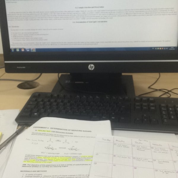 Photo taken at Northumbria University Library by Jie Yvin ☺. on 4/15/2016