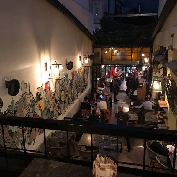 10/18/2018 tarihinde Salam M.ziyaretçi tarafından Pim Karaköy'de çekilen fotoğraf