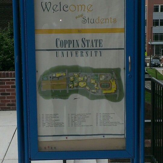 Photo taken at Coppin State University by King👑💵 on 6/6/2013