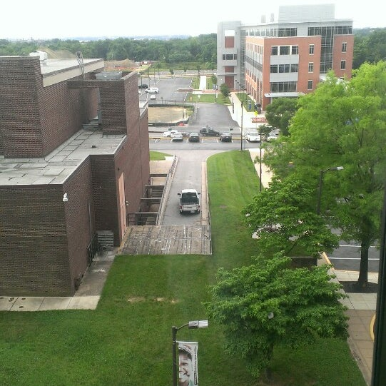 Photo taken at Coppin State University by King👑💵 on 6/17/2013