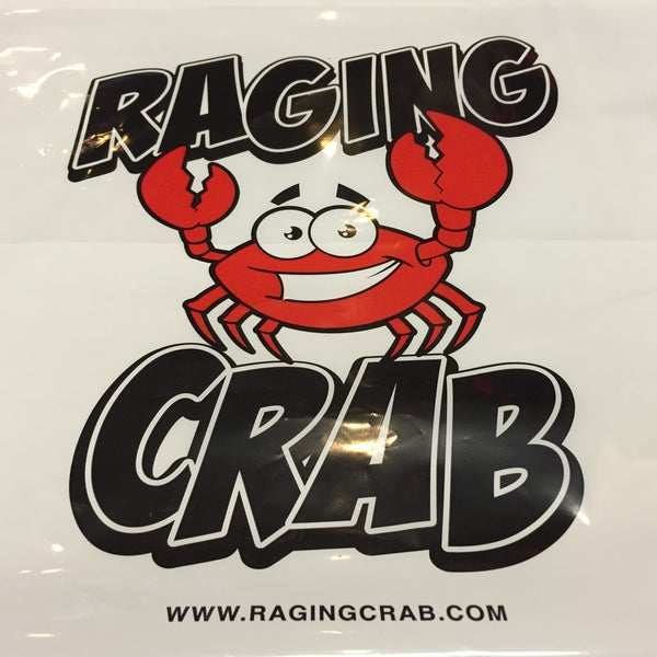 Photo taken at Raging Crab by BJ Y. S. on 3/3/2015