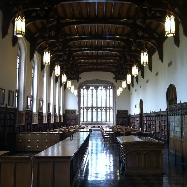 The library norman ok