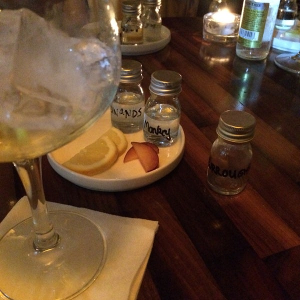 Try the premium gin tasting...it's a nice tasting flight at a reasonable price. Memberships are available free online and will give you a discount on some items.