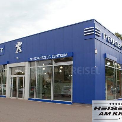 Fotos En Peugeot Autohaus Heisel Gmbh Co Kg Concesionaria De