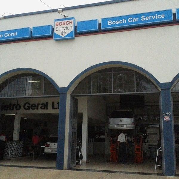 Bosch Car Service Indonesia