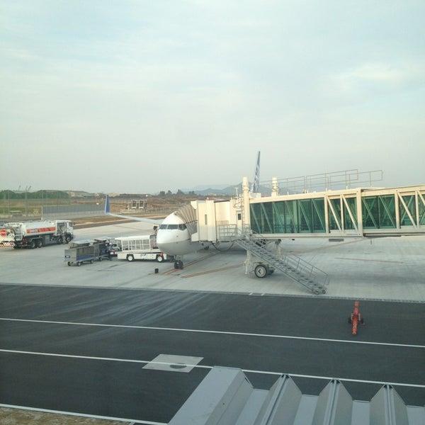 3/7/2013にwataru r.が岩国錦帯橋空港 / 岩国飛行場 (IWK)で撮った写真