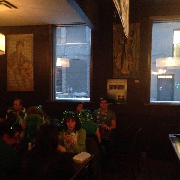Photo taken at King's Head Pub by Seulki on 3/18/2014