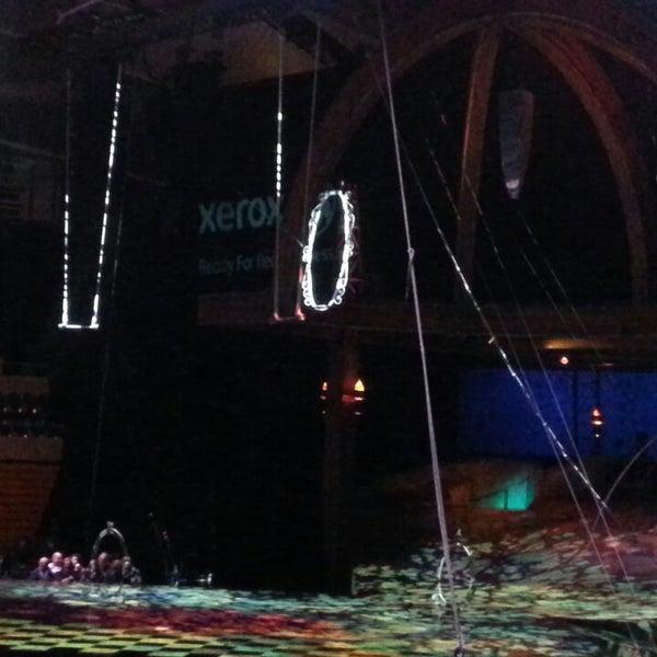 Photo taken at Palacio de los Deportes by Sara R. on 12/12/2013