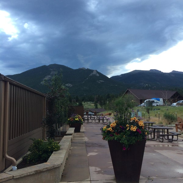 Photo taken at YMCA of the Rockies by Corey C. on 7/21/2017
