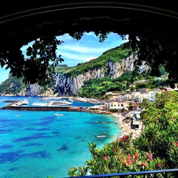 7/6/2013にDr. C.がJK Place Capriで撮った写真