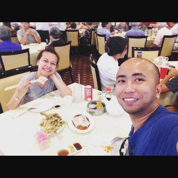 Photo taken at PV Palace Seafood Restaurant by Jaja E. on 7/26/2015