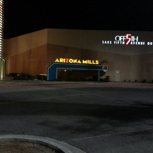 Photo taken at Arizona Mills by Juan P. on 12/13/2012