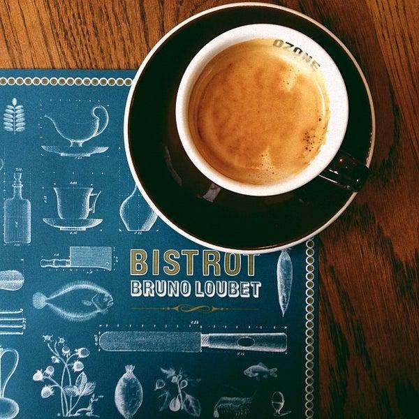 Photo taken at Bistrot Bruno Loubet by Tim M. on 3/2/2013