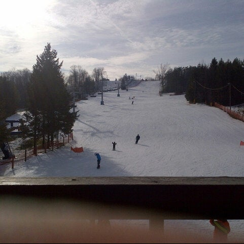 Photo taken at Chicopee Ski & Summer Resort by Ian K. on 1/12/2013