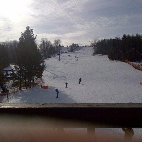 1/12/2013にIan K.がChicopee Ski & Summer Resortで撮った写真