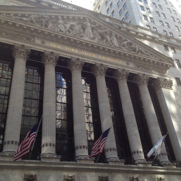 Photo taken at NYSE Euronext by Rob P. on 3/18/2014